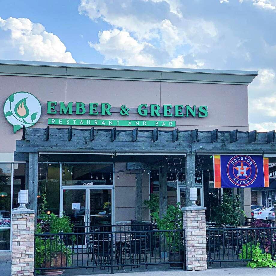 Ember & Greens Exterior