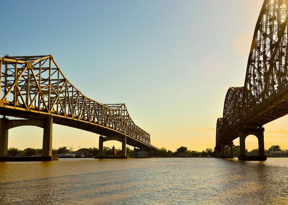 #46. Morgan City, Louisiana