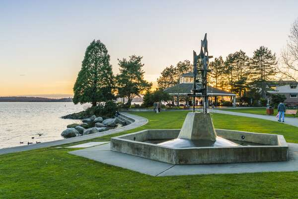 #5. Kirkland, Washington - Total Score: 61.31 - Affordability rank: #18 - Weather rank: #30 - Safety rank: #14 - Economy rank: #2 - Education & health rank: #6 - Quality of life rank: #10 Cracking WalletHub's top 5, Kirkland is Redmond's next-door neighbor and another premier Pacific Northwest suburb of Seattle. Residents can enjoy a laundry list of parks and trails in one of the best places to raise a family in the area. The Lake Washington community began in wool milling and shipbuilding and is now a thriving locale of arts, entertainment, beer and wine tasting, and outdoor recreation. This slideshow was first published on theStacker.com