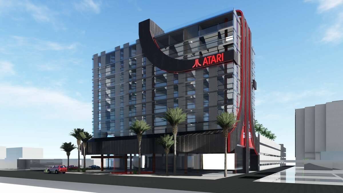 Gaming Giant Atari has announced plans to open up a series of eight hotels in cities across the country including Austin, Chicago; Denver; Las Vegas; San Francisco; Seattle; and San Jose, California.