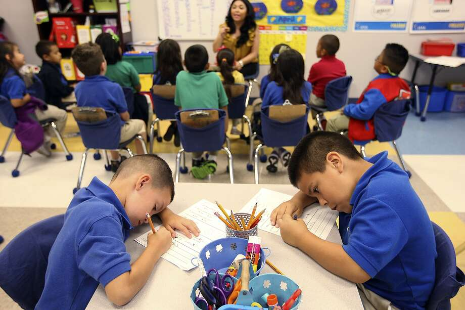 IDEA Public Schools announced Thursday it will be opening four new schools in Odessa -- IDEA YukonAcademy and College Prep andIDEAZenetaAcademy and College Prep. Photo: Jerry Lara, San Antonio Express-News