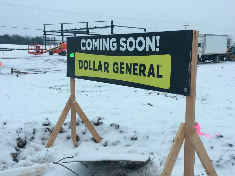 According to a news release from Dollar General, the company is expected to open a store at 12027 McKinley Road, in Rodney, in the spring. (Pioneer photo/Tim Rath)