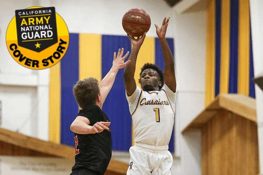 Riordan Basketball, Bryce Monroe Photo: SportStars Magazine