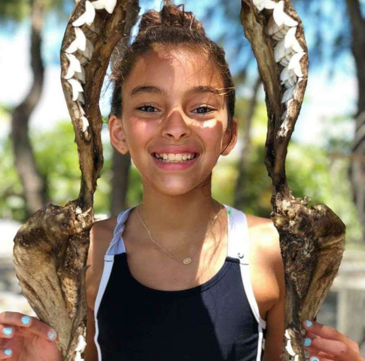 London Sophia Bribiescas, 10, was found shot to death with her mother, Nichol Olsen, 37, and sister, Alexa Montez, 16, at a home near Leon Springs. More than a year later, the families are still waiting to learn who committed the crime.