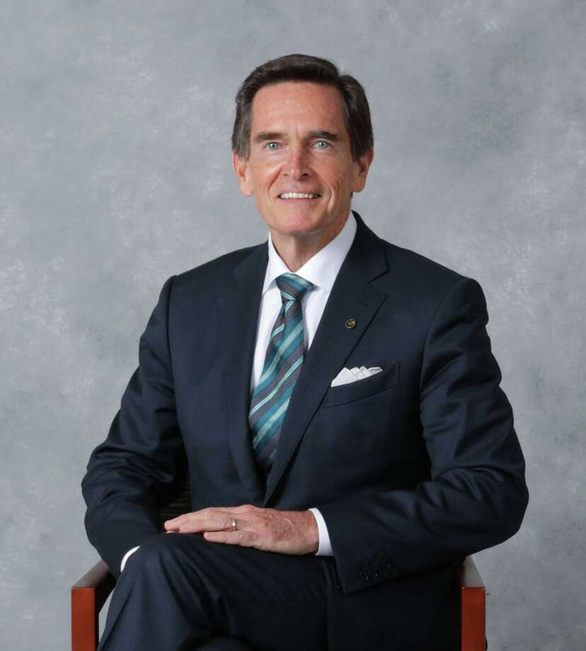 James (Jim) C. Smith of Webster Financial and Webster Bank. Photo: Webster Bank / Contributed Photo /