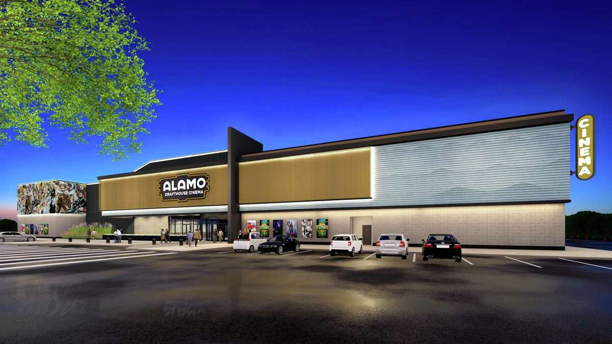 An Alamo Drafthouse will open in League City.