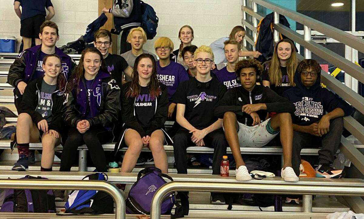 The Fulshear swimming and diving teams qualified nine events for the UIL Class 5A state championships Feb. 14-15 in Austin.