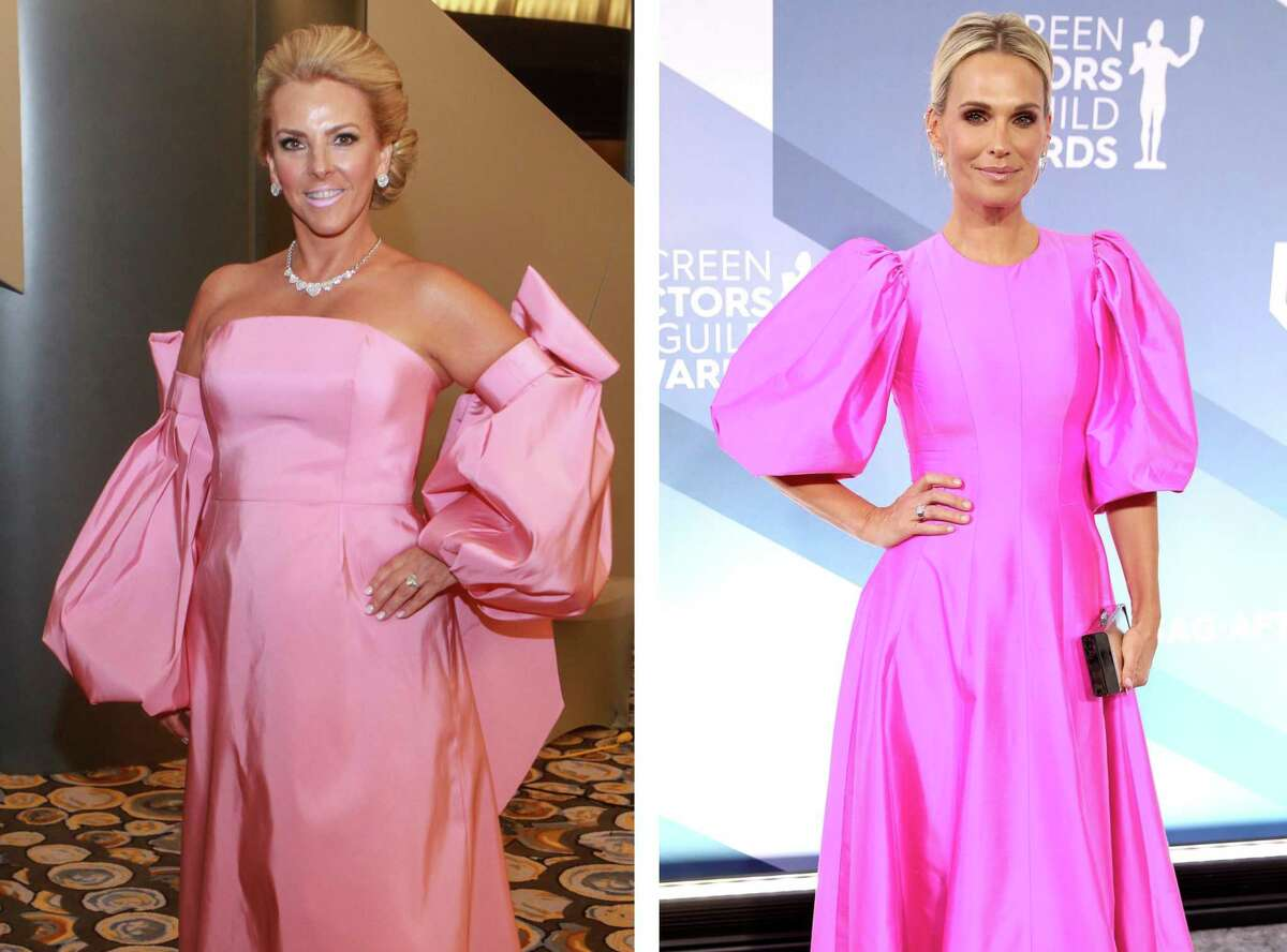 Who wore it best, Houston or Hollywood?