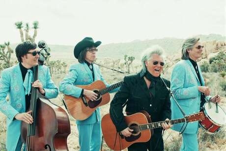 Marty Stuart and band