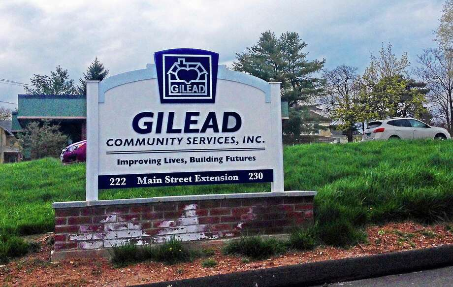 Gilead Community Services of Middletown is located at 222 Main Street Extension. Photo: Hearst Connecticut Media File Photo