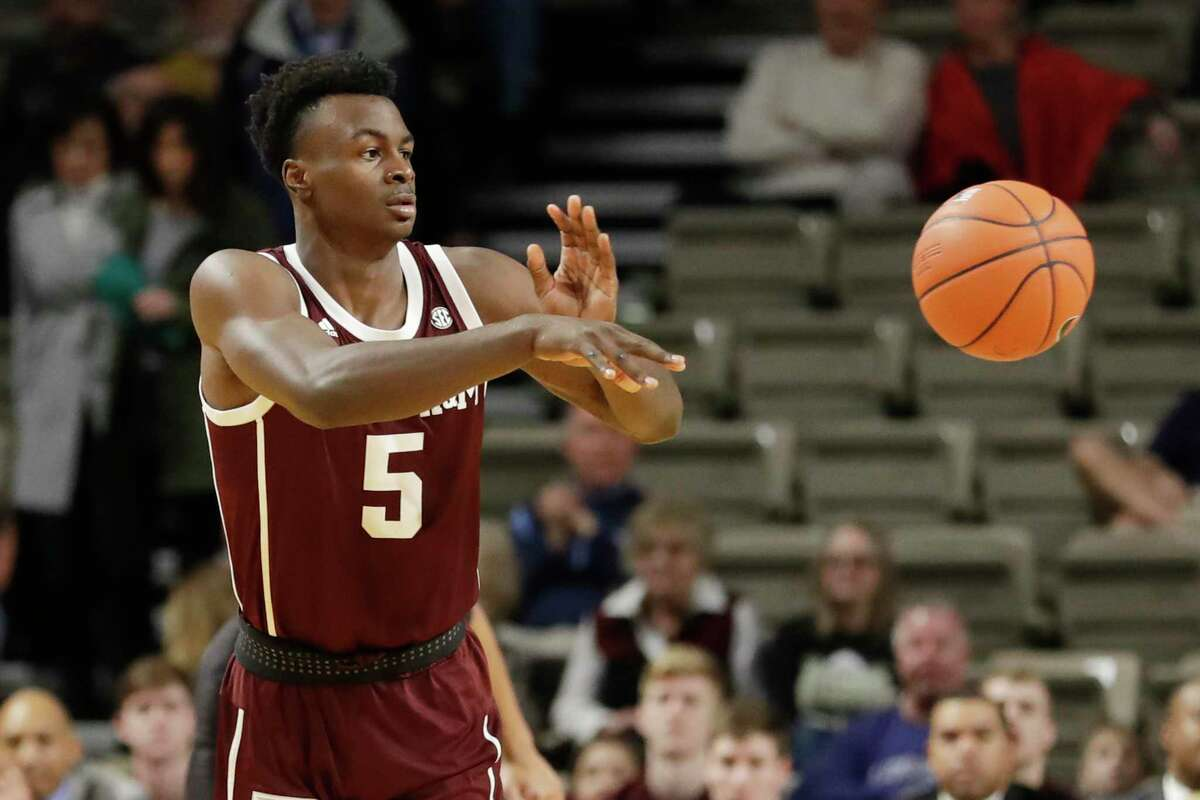 After harboring ambitions of playing in the SEC while growing up in the Toronto area, Emanuel Miller followed coach Buzz Williams to Texas A&M and has become a contributor for the Aggies in SEC play.