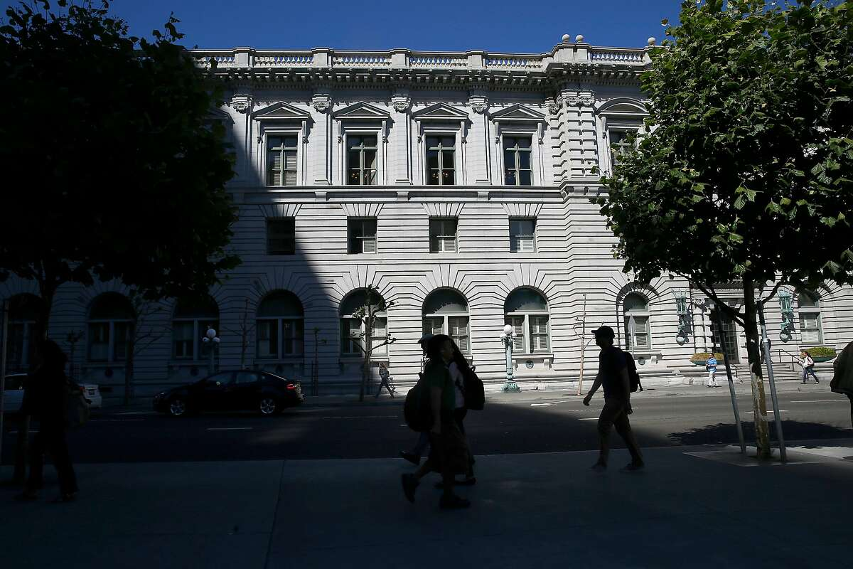 A view of the 7th St. side of the U.S. Court of Appeals building in San Francisco, Calif., on Monday, June 29, 2015