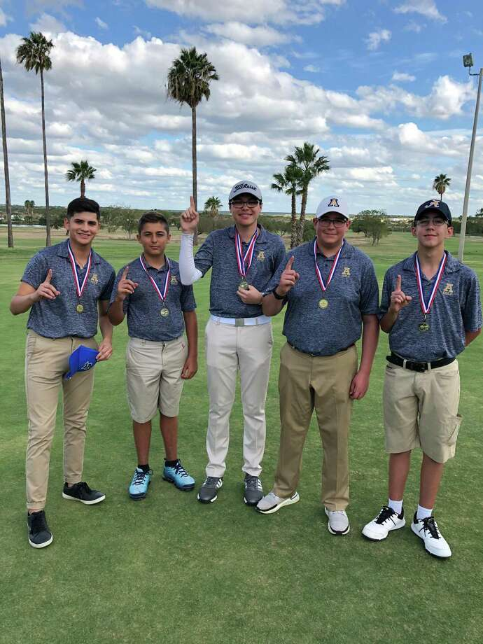 Alexander has teams in first and second place heading into Saturday's final round of the Martin Tigers Golf Tournament at the Max A. Mandel Municipal Golf Course. Photo: Courtesy Photo /file