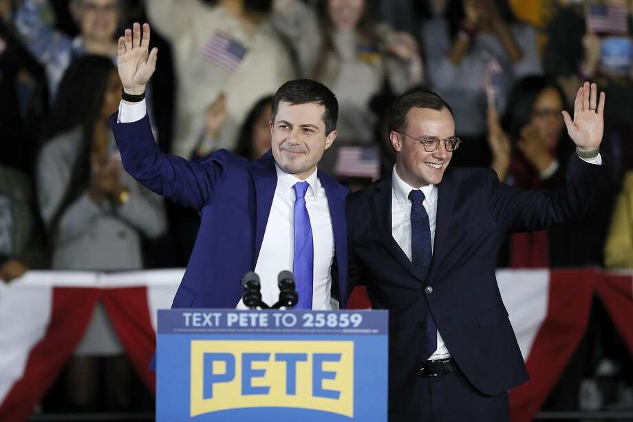 Some of presidential candidate Pete Buttigieg's proposals are more conservative than what California has in place. Photo: Charlie Neibergall / Associated Press