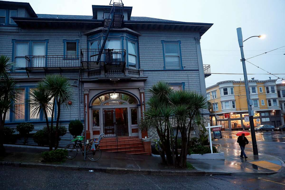 Parkview Inn Board & Care facility in San Francisco, Calif., on Tuesday, January 21, 2020.