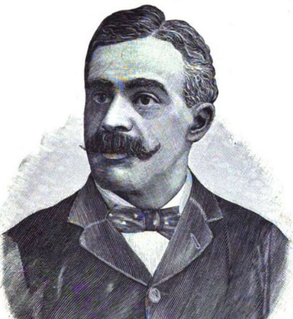 James Campbell Matthews, the first black judge in New York and a 1895 graduate of Albany Law School, its first black alumnus.