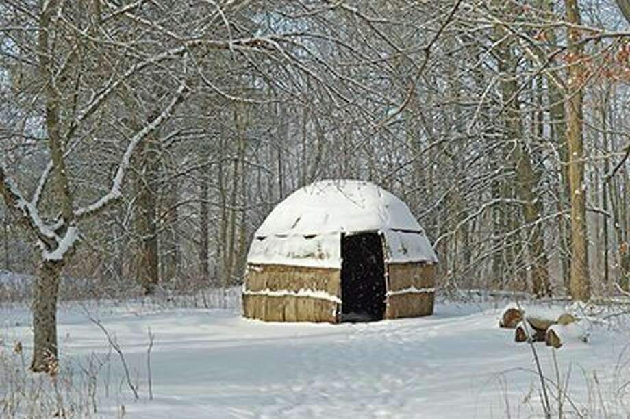 Sunday, Feb. 9: Wigwam in the Winter is set for 2 to 4 p.m. at Chippewa Nature Center, 400 S. Badour Road in Midland.(Photo provided/Chippewa Nature Center)