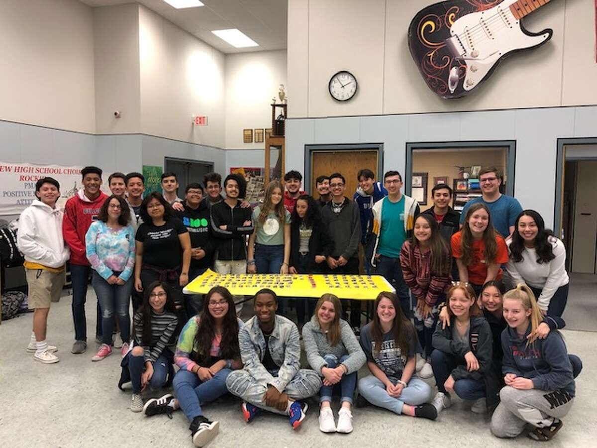 PHS Choir earned 105 medals at its most recent regional competition and 65 students advanced to state.