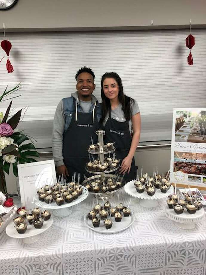 """Browne & Co. at last year's """"Something Sweet"""" event Photo: Contributed /"""