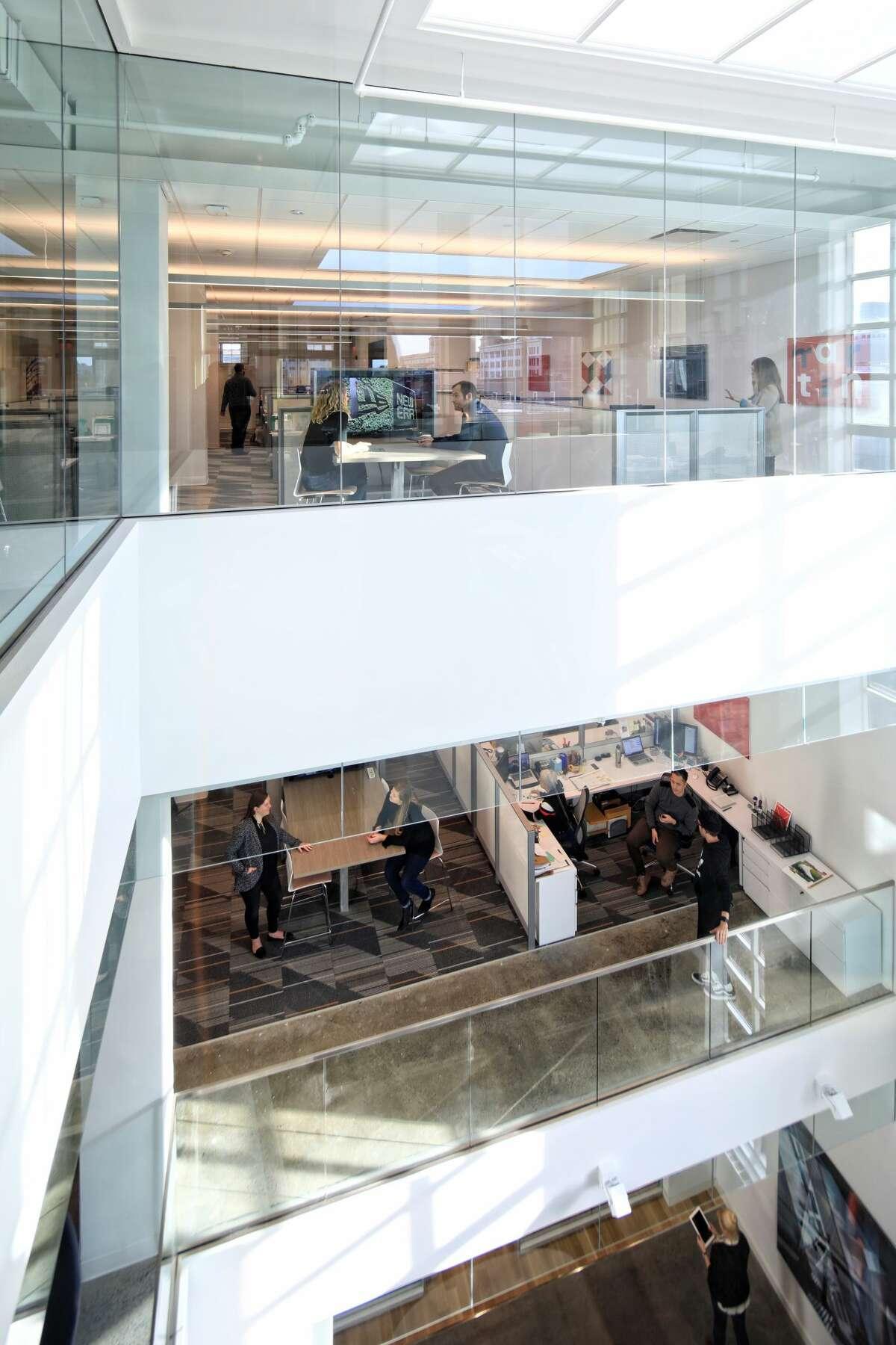 The Martin Group's Buffalo, NY corporate offices.