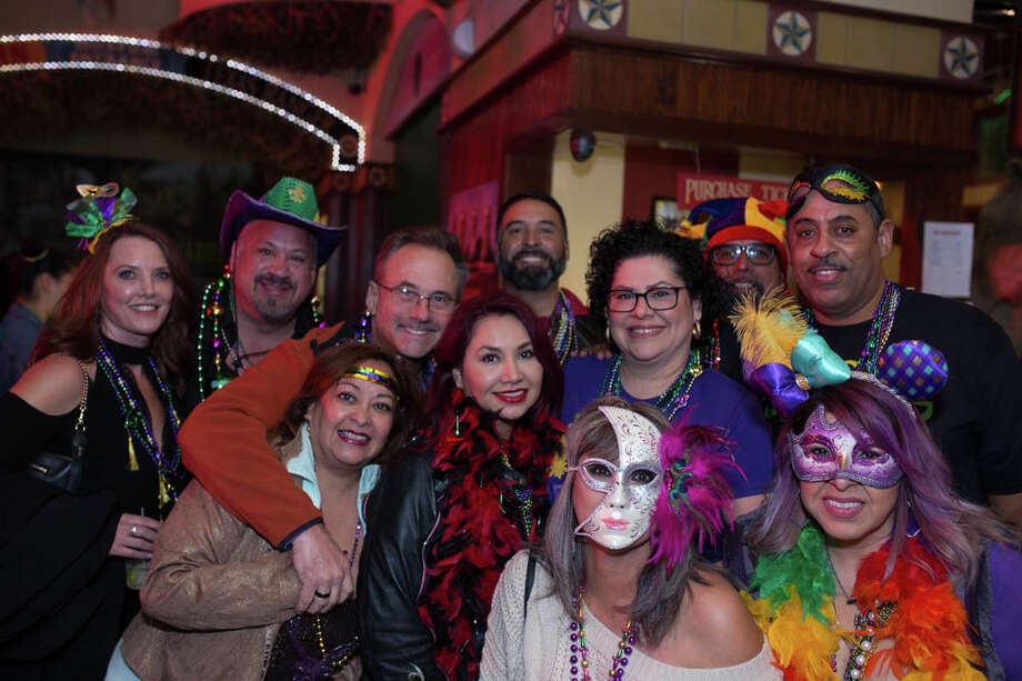 The spirit of Pub Run San Antonio usually includes wacky costumes and accessories to fit the monthly theme. But the post-shutdown version of the tradition will include an addition to the costumes — a mask. Photo: B. Kay Richter