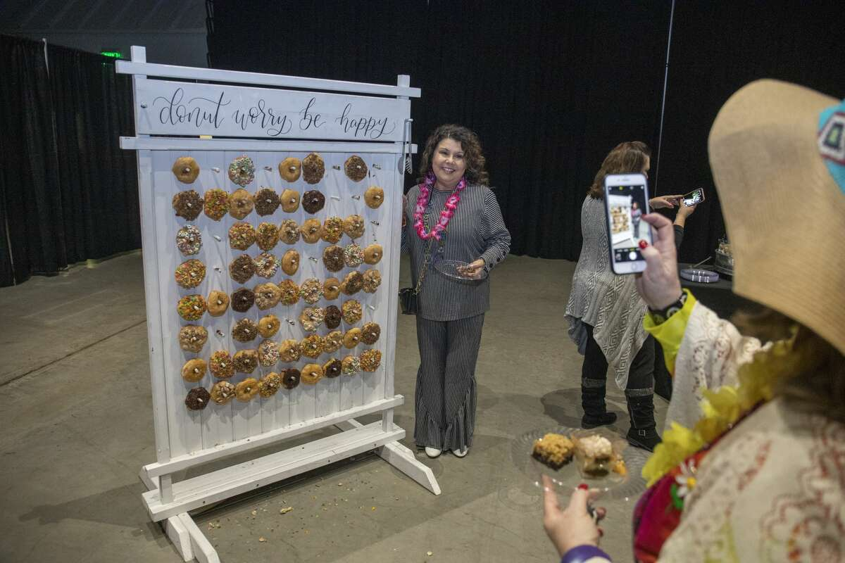 """Scenes from Chocolate Decadence ?""""The Love Boat: A Valentine?•s Voyage?• on Friday, Feb. 7, 2020 at the Horseshoe Arena. Jacy Lewis/Reporter-Telegram"""
