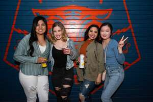 San Antonians danced the night away to Dance Yourself Clean at The Paper Tiger on Friday, February, 7, 2020.