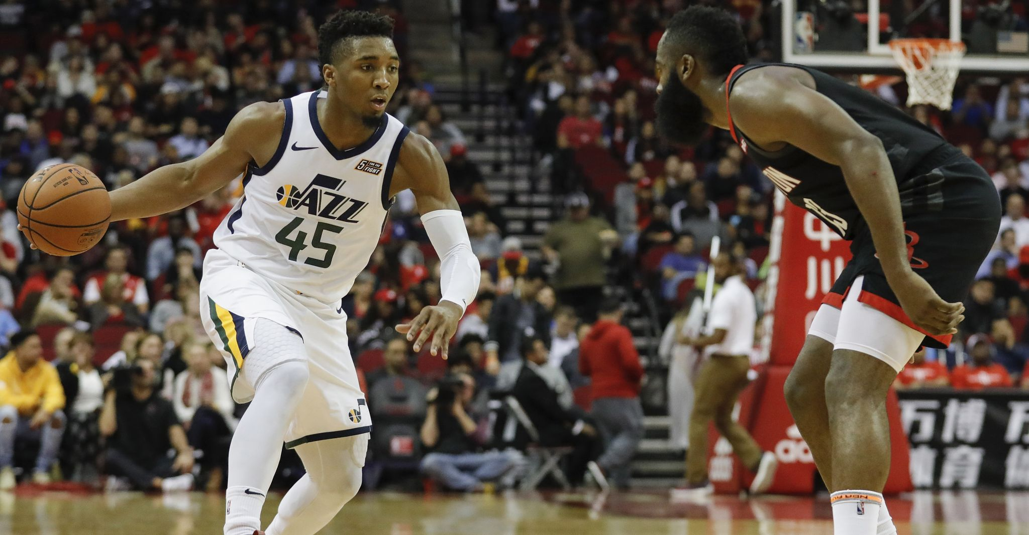 Scouting report: Rockets vs. Jazz