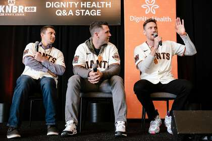 Giants Star Hunter Pence Steps Up To