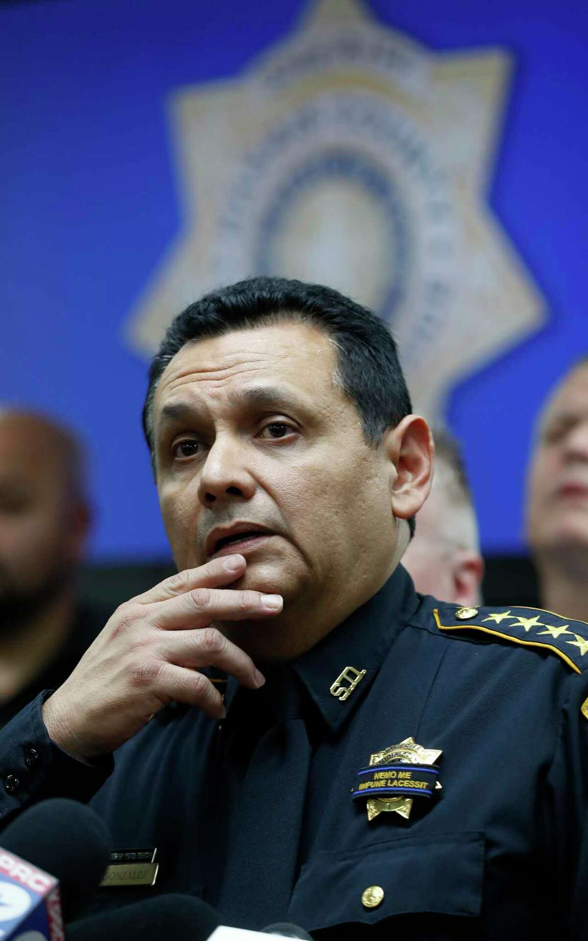 Sheriff Ed Gonzalez has shown he is a reformer who gets results.