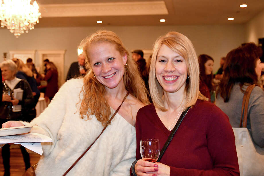 The 14th Annual Friends of Main Street Bubbles and Truffles Wine Tasting Fundraiser event was held on February 7th, 2020 at Crystal Peak Banquet Facility in Winsted. Photo: Lara Green- Kazlauskas/ Hearst Media