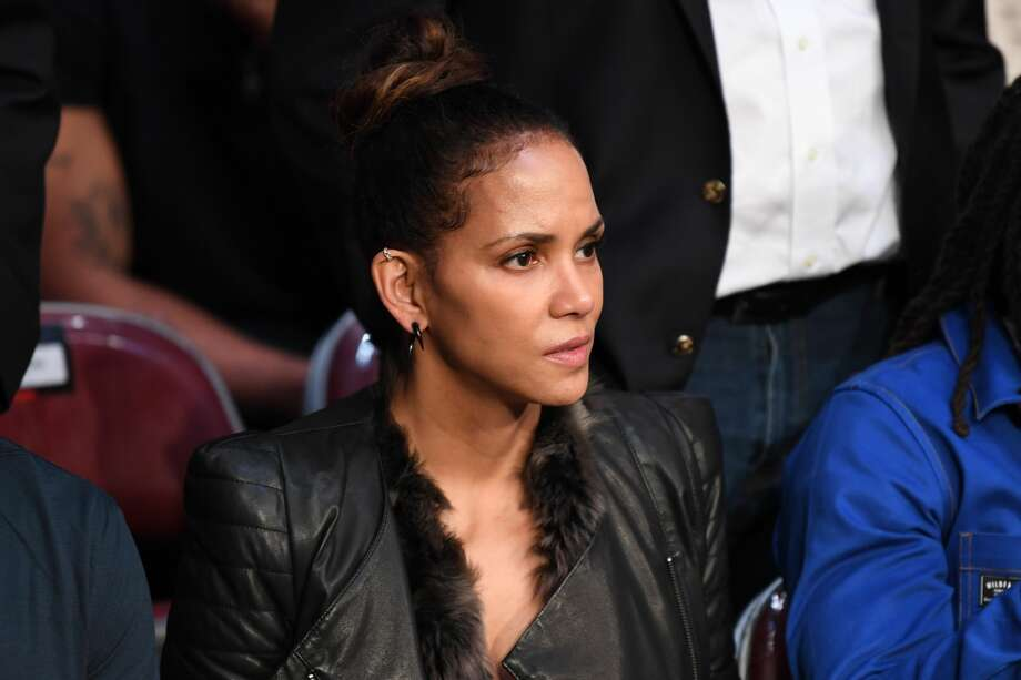 PHOTOS: Celebrities in the crowd at UFC 247 at Houston's Toyota Center HOUSTON, TEXAS - FEBRUARY 08: Actress Halle Berry is seen in attendance during the UFC 247 event at Toyota Center on February 08, 2020 in Houston, Texas. (Photo by Josh Hedges/Zuffa LLC via Getty Images) Browse through the photos above for a look at some of the celebrities in the crowd at UFC 247 ... Photo: Josh Hedges/Zuffa LLC Via Getty Images