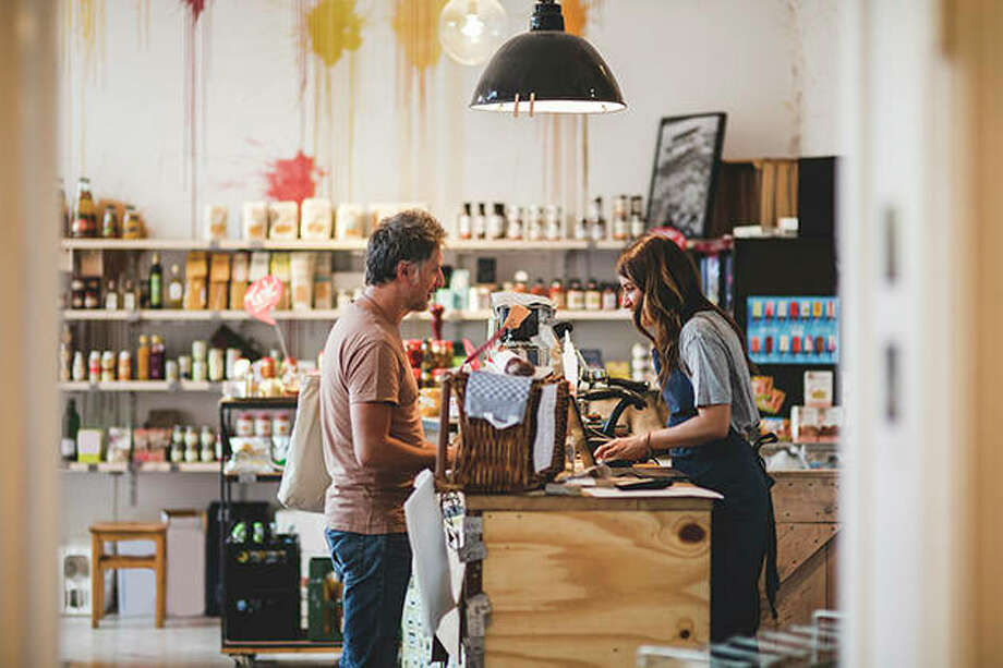 A conscious effort to spend just $25 a month at a locally owned and operated business that might have otherwise been spent out of town or online can make an enormous impact. Photo: Getty Images