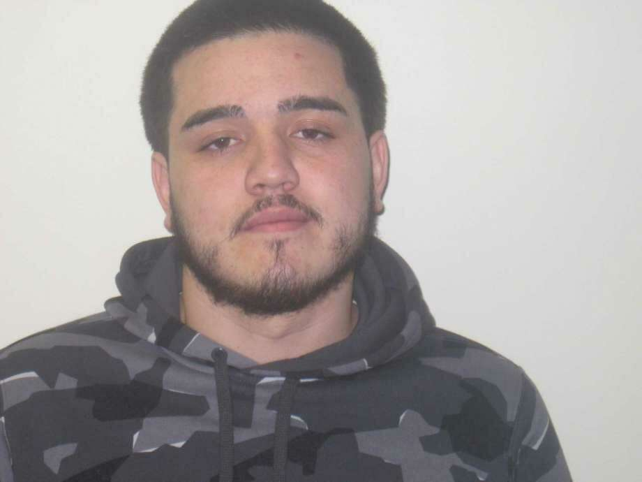 Xavier Medel, 20, of Bridgeport pleaded guilty to five home burglaries in Westport, Darien and Greenwich on Thursday. He will be sentenced to five years in jail. Photo: Norwalk Police Department / Contributed