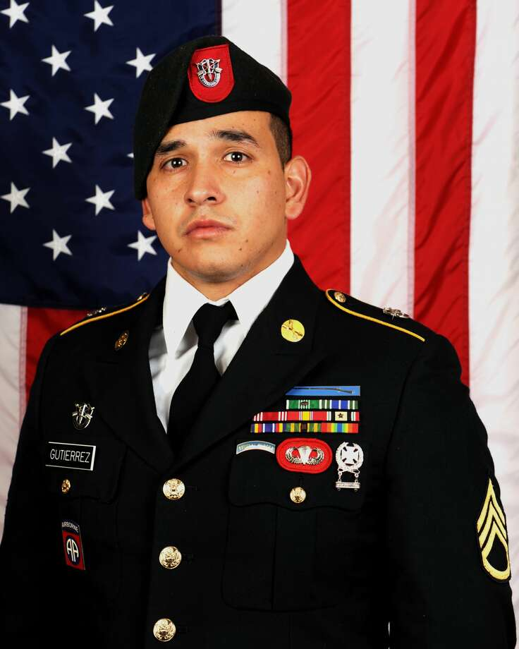 Sgt. 1st Class Javier J. Gutierrez, 28, of San Antonio, Texas, died February 8, from wounds sustained during combat operations in Nangarhar Province, Afghanistan. Photo: Lt. Col. Loren Bymer US Army Special Operations, Courtesy