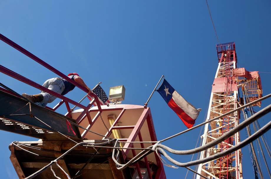 The number of operating rigs in the U.S. is now 529, a level not seen since the last energy downturn in 2016. Photo: James Durbin / James Durbin / © 2016 Midland Reporter Telegram. All Rights Reserved.