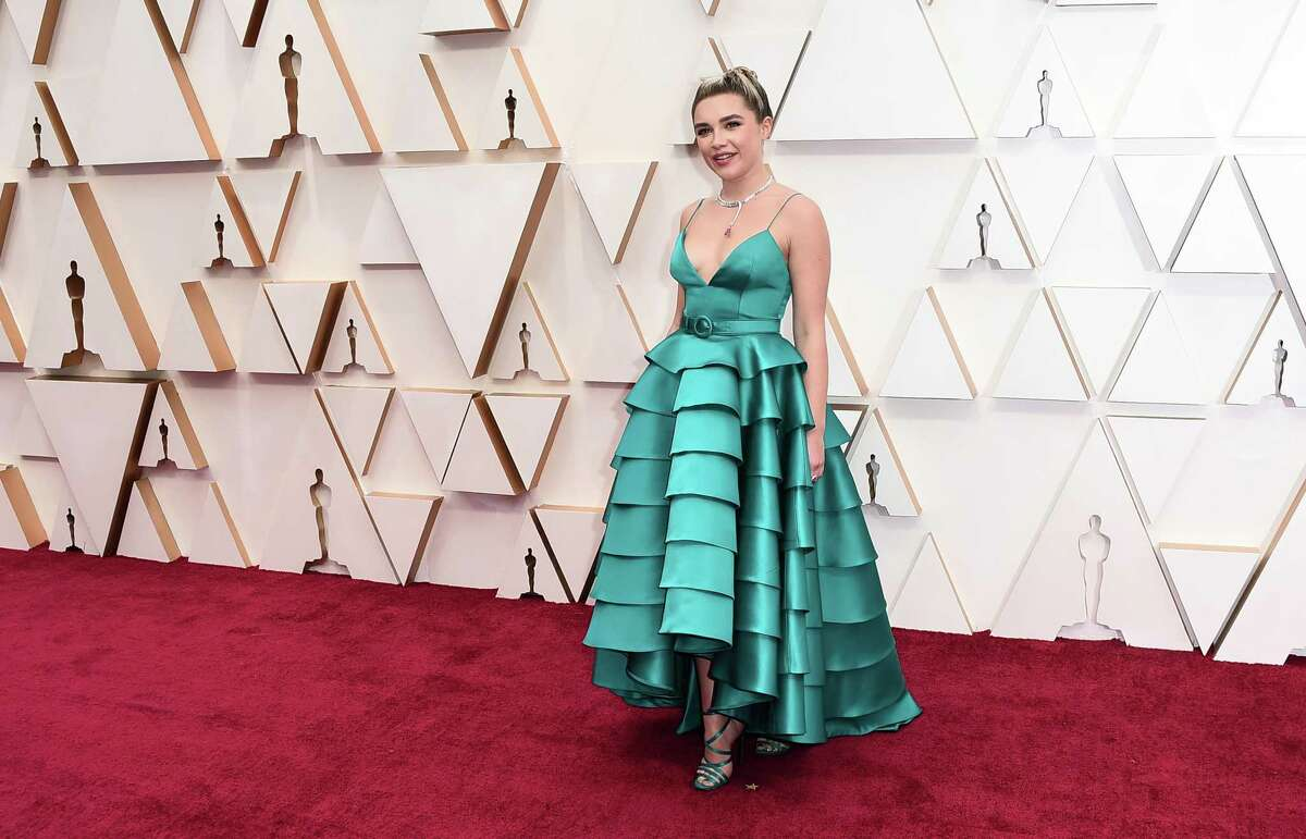 Florence Pugh in Louis Vuitton