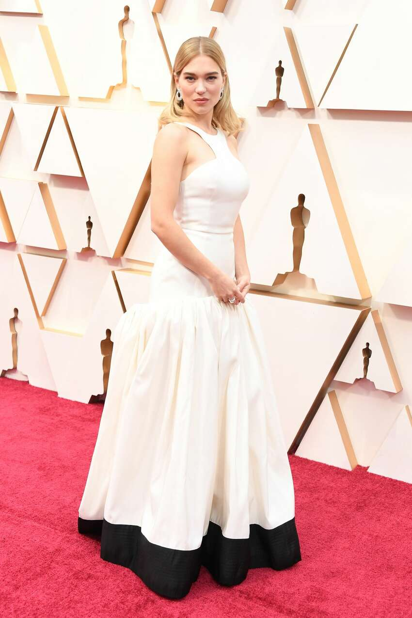 HOLLYWOOD, CALIFORNIA - FEBRUARY 09: Lea Seydoux attends the 92nd Annual Academy Awards at Hollywood and Highland on February 09, 2020 in Hollywood, California. (Photo by Steve Granitz/WireImage)