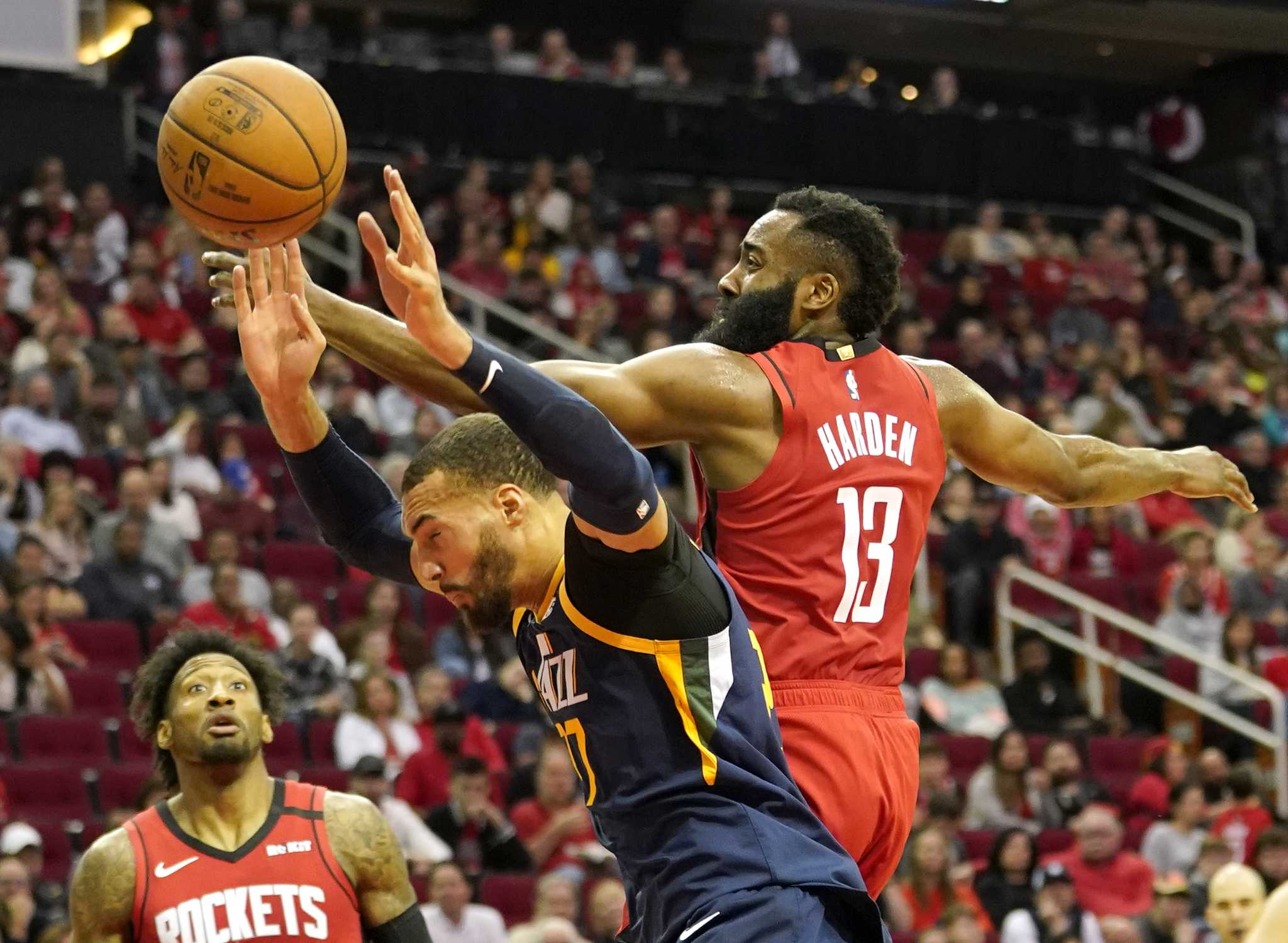 Scouting report: Rockets at Jazz