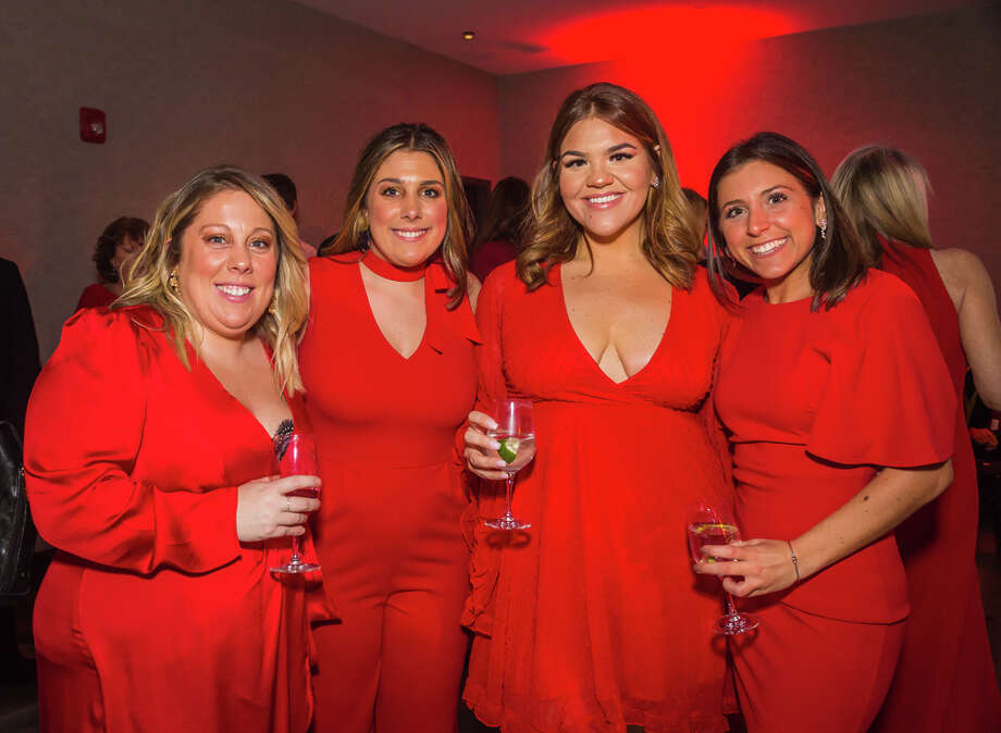 Were you Seen at the 'reveal party' at Loft 433 atop Hedley Park Place in Troy on Feb. 8, 2020? Photo: DTrae Carter - Lark Street Photo / ©Lark Street Photo
