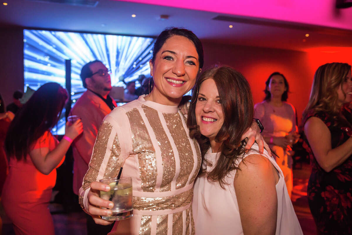 Were you Seen at the 'reveal party' at Loft 433 atop Hedley Park Place in Troy on Feb. 8, 2020?