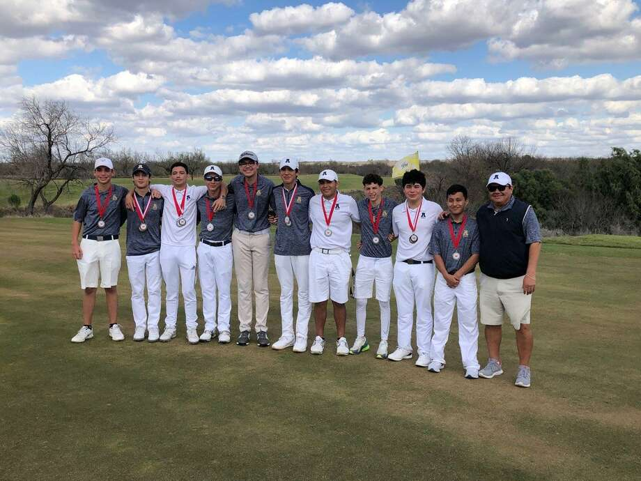 The Alexander boys' golf teams claimed first and second place at the Martin Tiger Golf Invitational this weekend. Photo: Courtesy Of Alexander Athletics