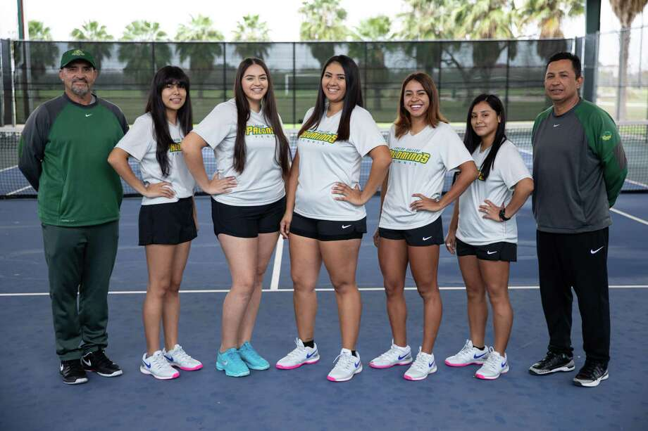 The Laredo College women's tennis team was swept by St. Edward's Saturday. Photo: Courtesy Of Laredo College Athletics