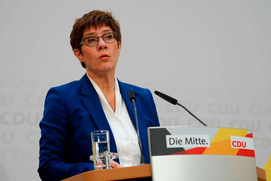Annegret Kramp-Karrenbauer's decision not to run adds to the political uncertainty in Germany. Photo: Odd Andersen / AFP Via Getty Images