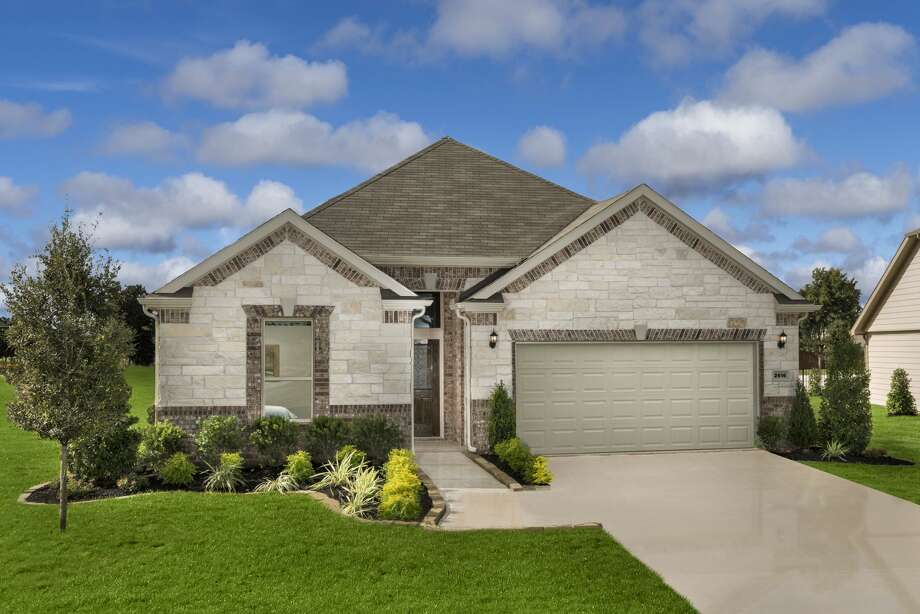 KB Home opened a new community in La Marque called Sunset Grove. Prices start in the $180,000s. Photo: KB Home / Commercialimage.net
