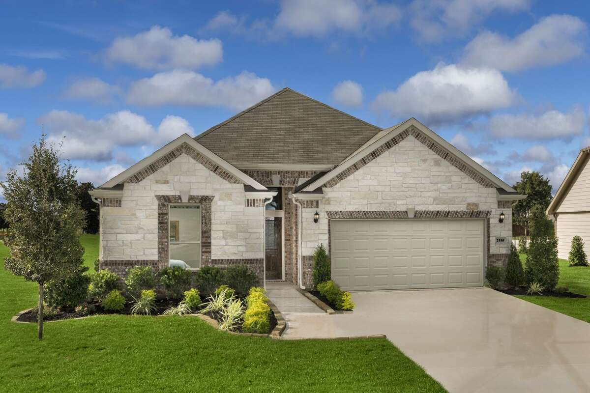 KB Home opened a new community in La Marque called Sunset Grove. Prices start in the $180,000s.