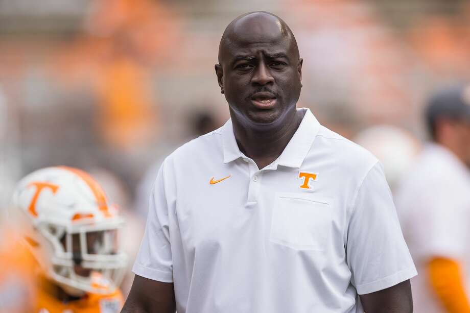 Chris Rumph is joining the Texans' staff after serving as Tennessee's linebackers coach. Photo: Bryan Lynn / Icon Sportswire Via Getty Images