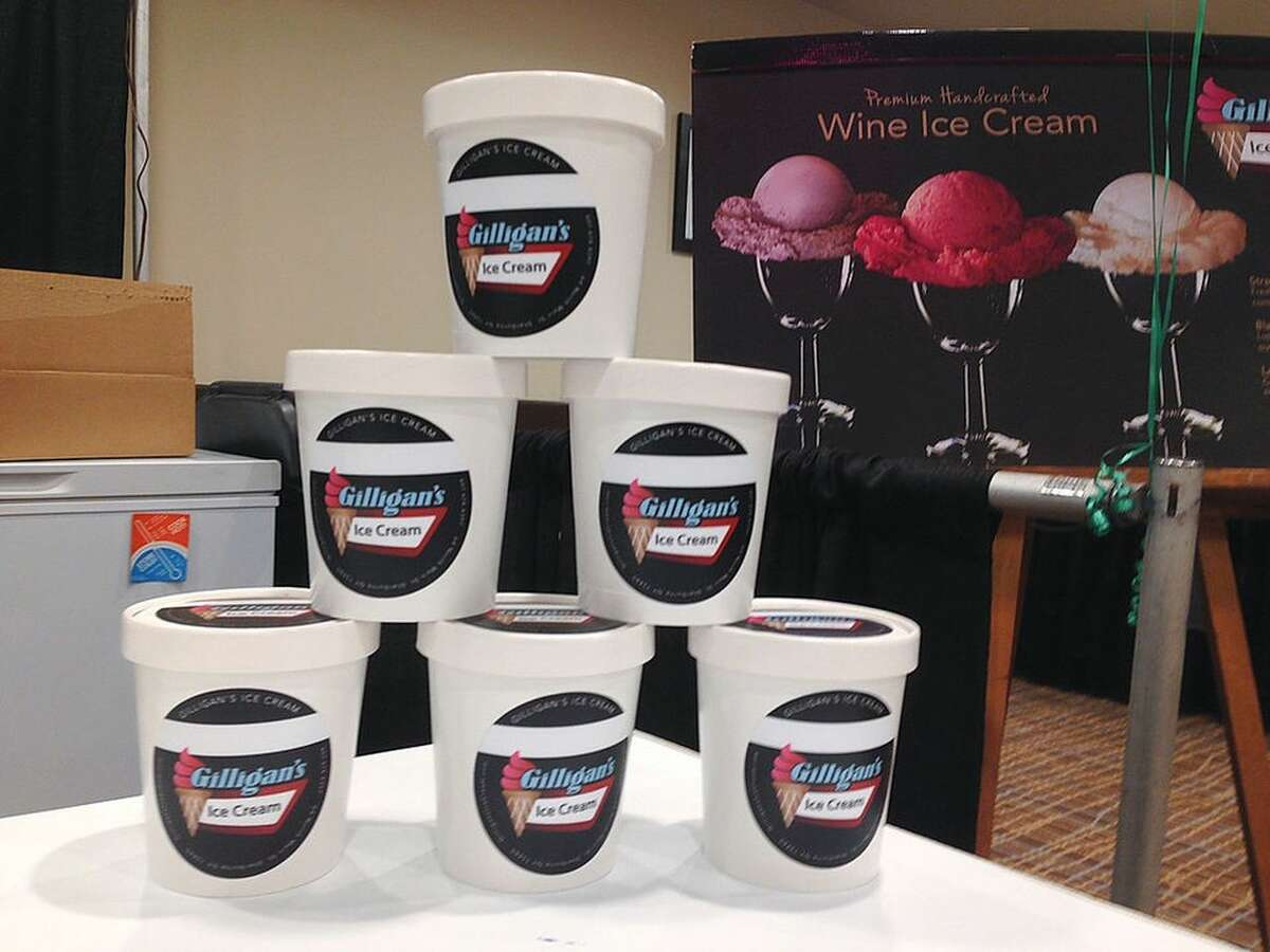 Gilligan's Ice Cream in Sherburne, N.Y., has become known for their beer-, cider- and wine-infused ice cream products.