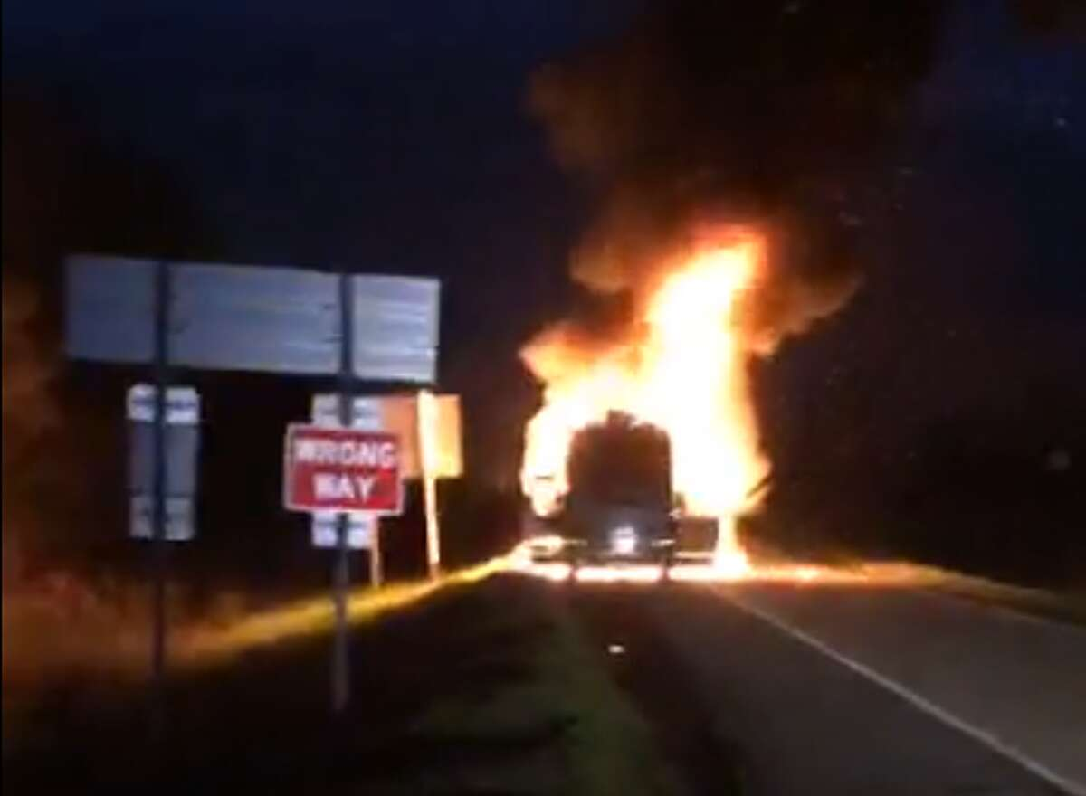 As country music star Neal McCoy and his band were riding their tour bus for a concert in Alexandria, Lousiana in the pre-dawn hours this past Saturday, they had a harrowing awakening.