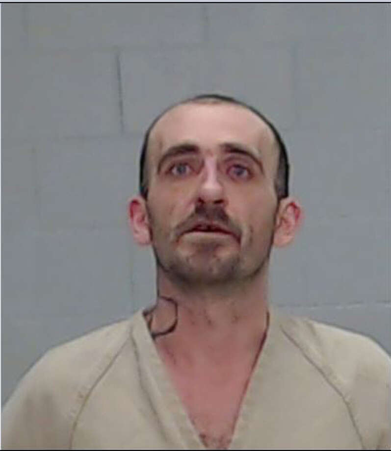 James John McDaniel was charged with aggravated robbery, a first-degree felony; aggravated assault on a peace officer, a second-degree felony; and evading arrest, a third-degree felony. Photo: Ector County Sheriff's Office